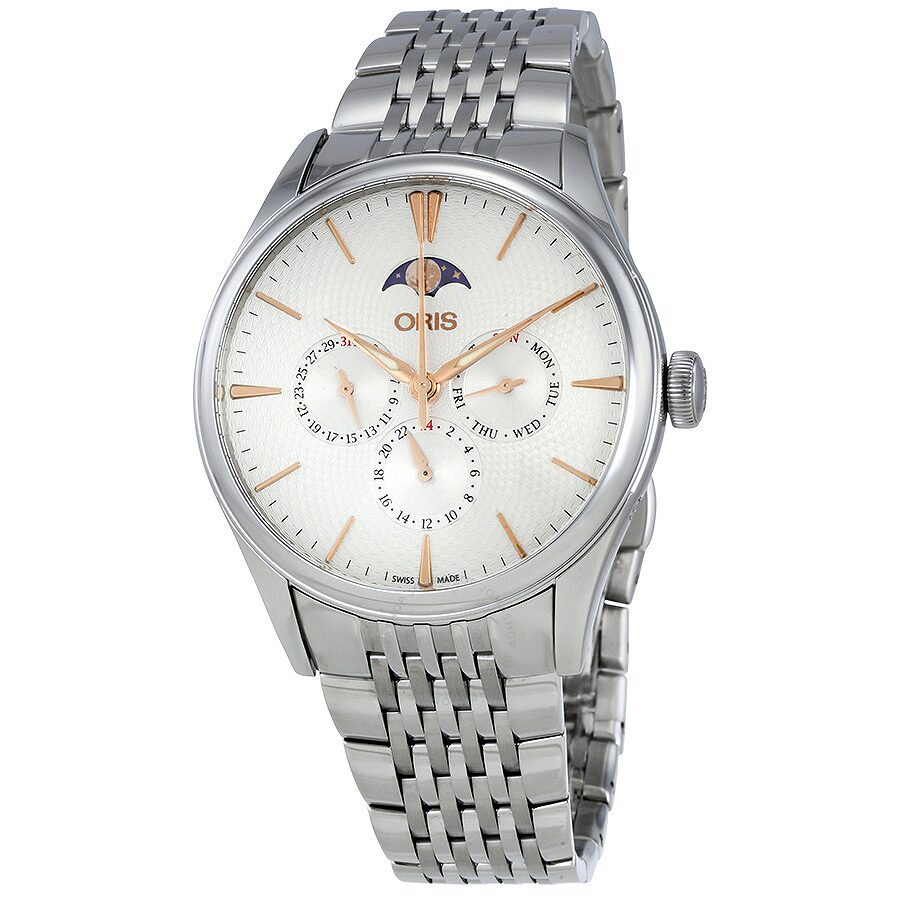Oris Artelier Automatic Multi-Function Mens Watch 01 781 7729 4031-07 8 21 79