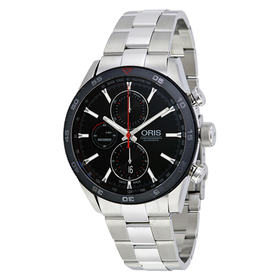 Luxury Watches Pens Handbags And Crystal Oris Williams Chronograph 774 7717 4154 Rs Artix Gt Black Dial Mens Watch 01 7661 4424 07 8 22