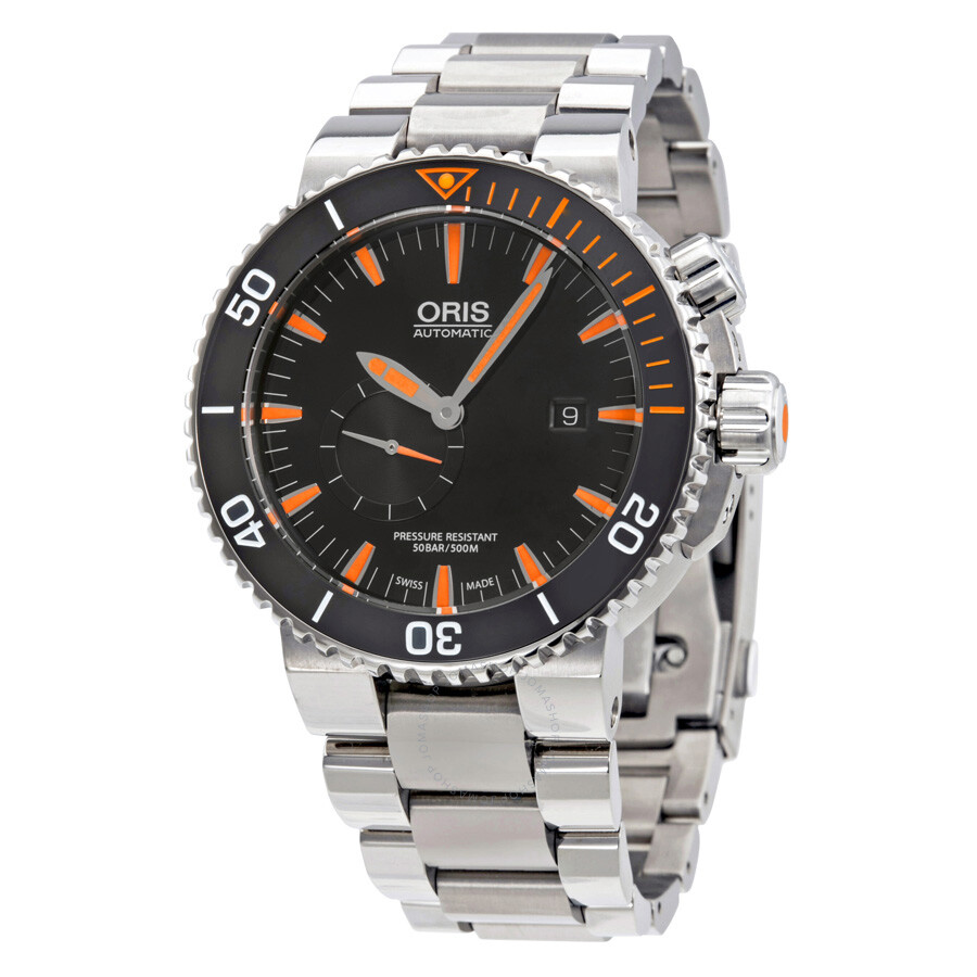Oris Carlos Coste Limited Edition IV Mens Watch 743-7709-7184MB
