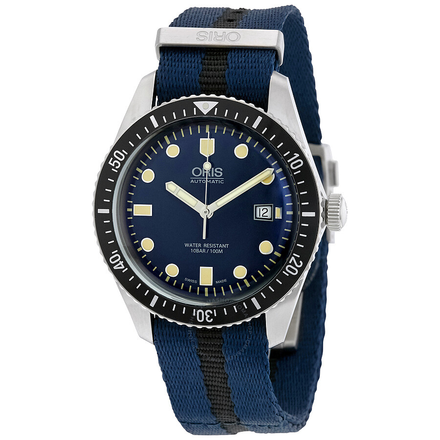 oris male oris divers sixtyfive automatic mens watch 01 733 7720 405507 5 21 28fc