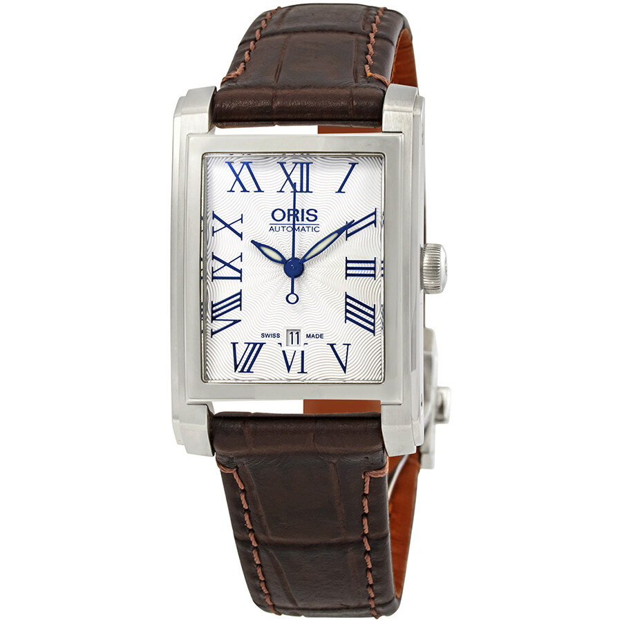 do accessories steel watches gershwin product watch silver rectangular stainless