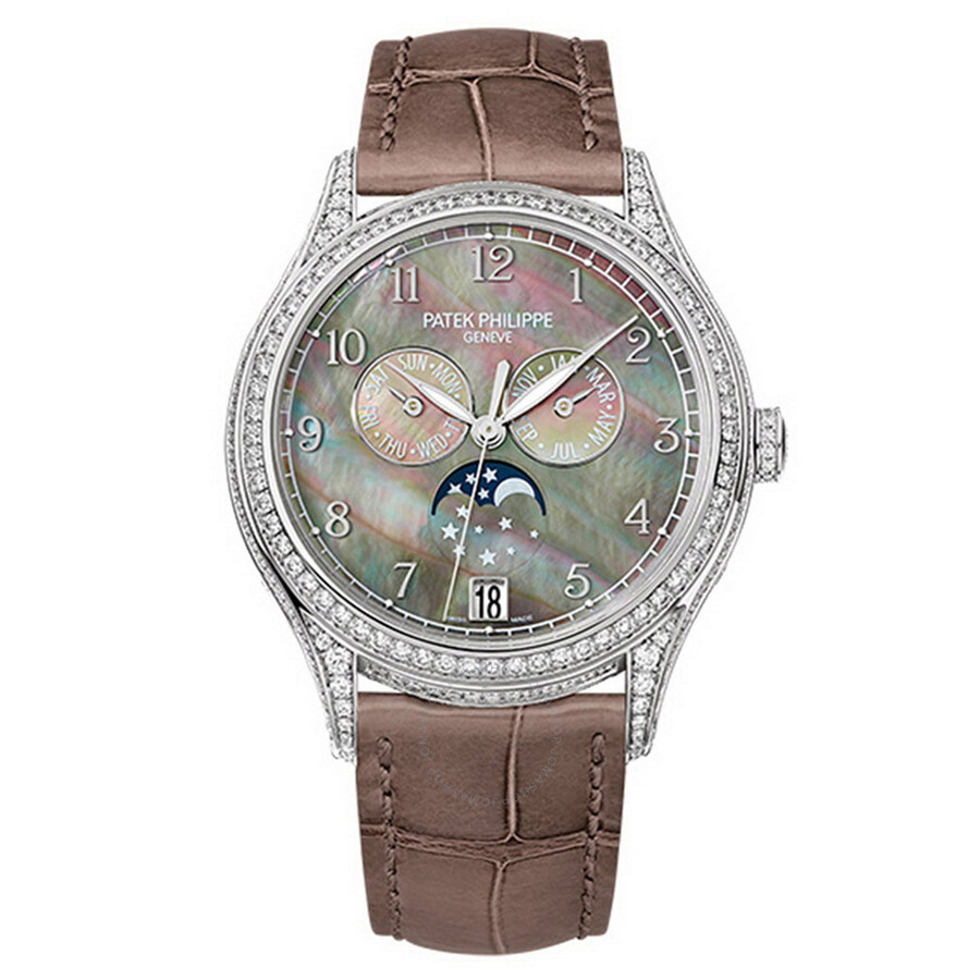 Patek Philippe Complications Annual Calendar Ladies Watch 4948G-001