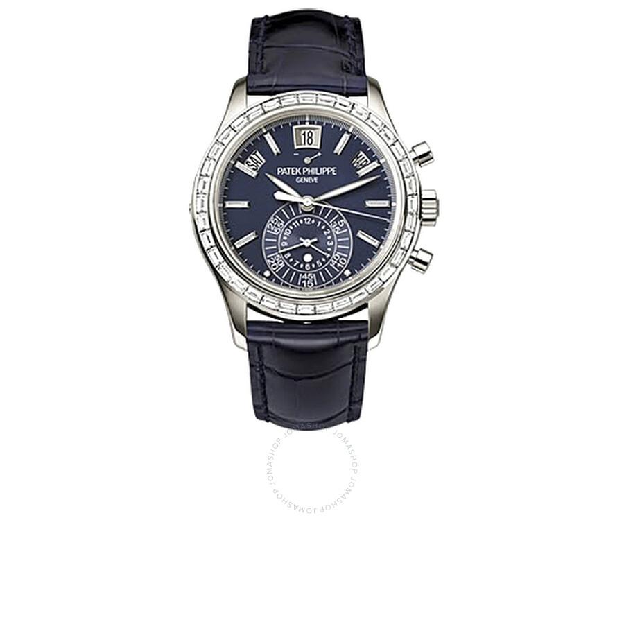 Patek Philippe Complications Automatic Chronograph Platinum Mens Watch 5961P