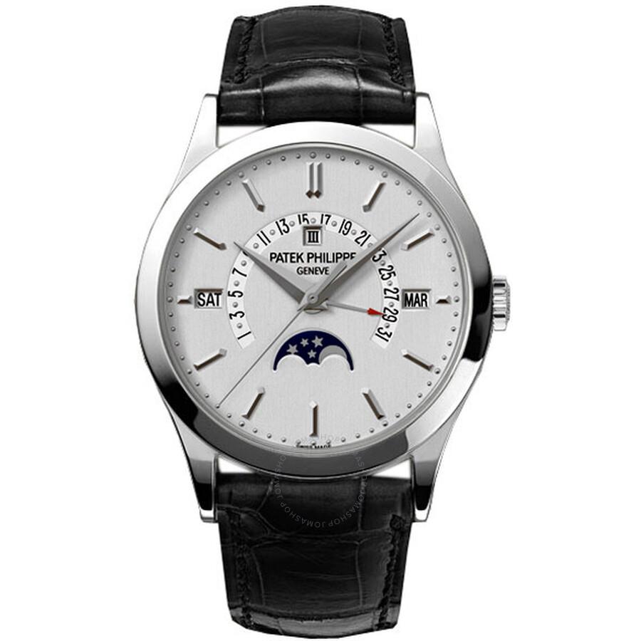 Patek Philippe Grand Complication Perpetual Calendar Mens Watch 5496P-001