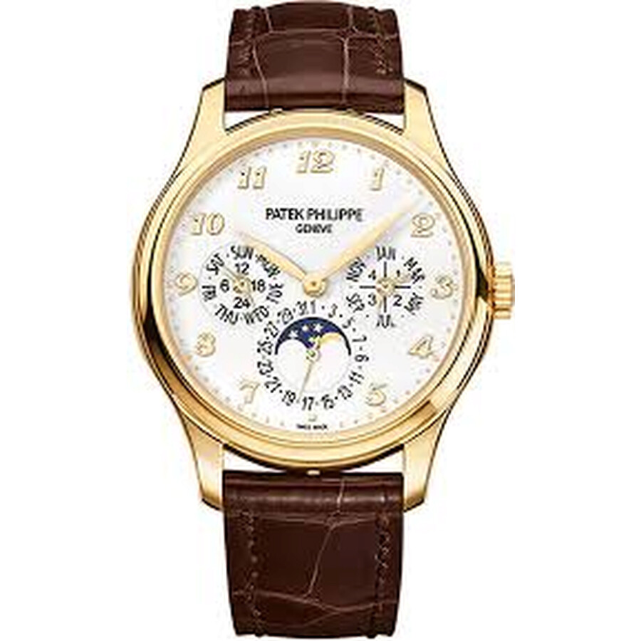 Patek Philippe Grand Complication Perpetual Calendar Mens Watch Mens 5327J