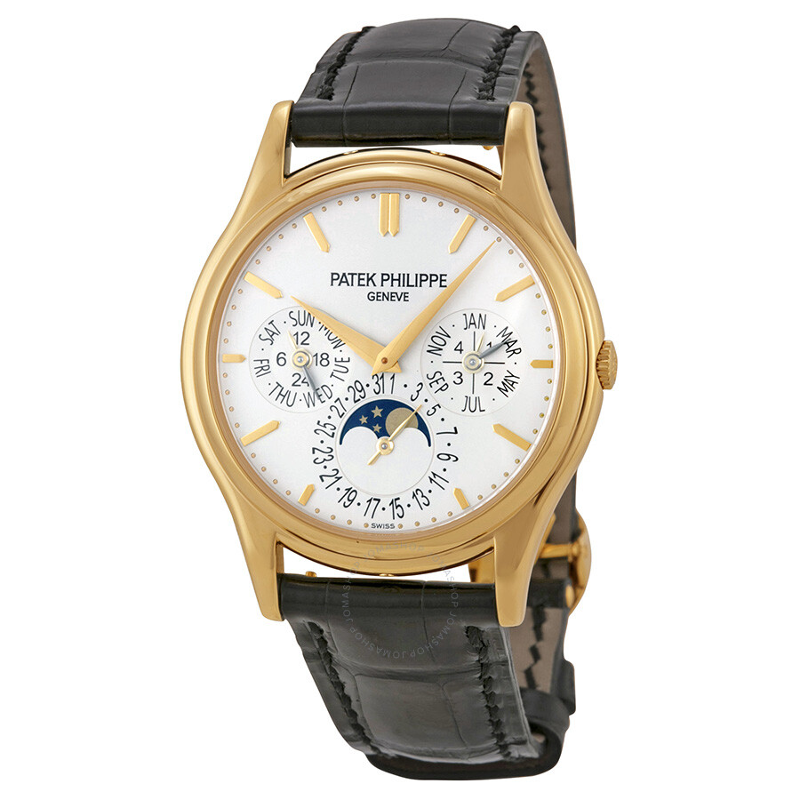 Patek Philippe Grand Complication White Dial Mens Watch 5140J-001