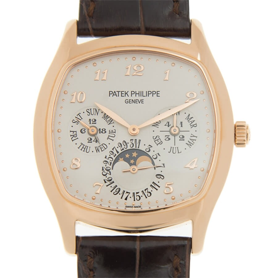 Patek Philippe Grand Complications Perpetual Automatic Ladies Watch 5940R-001