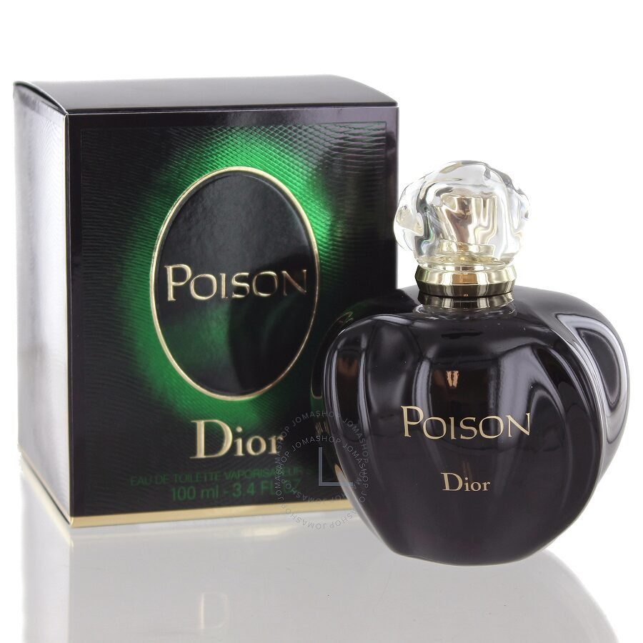 Poison/Ch. Dior Edt Spray 3.3 Oz (W)