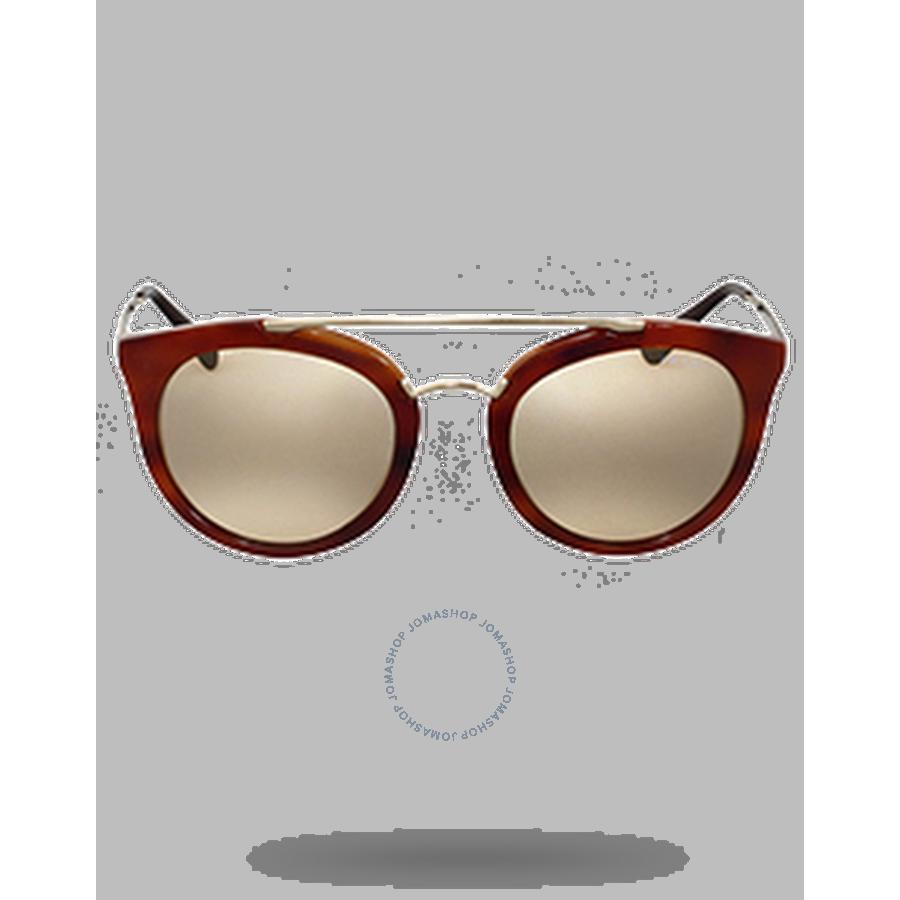 1990738d96d ... cheapest prada cinema striped brown sunglasses prada sunglasses jomashop  b2a55 374aa ...