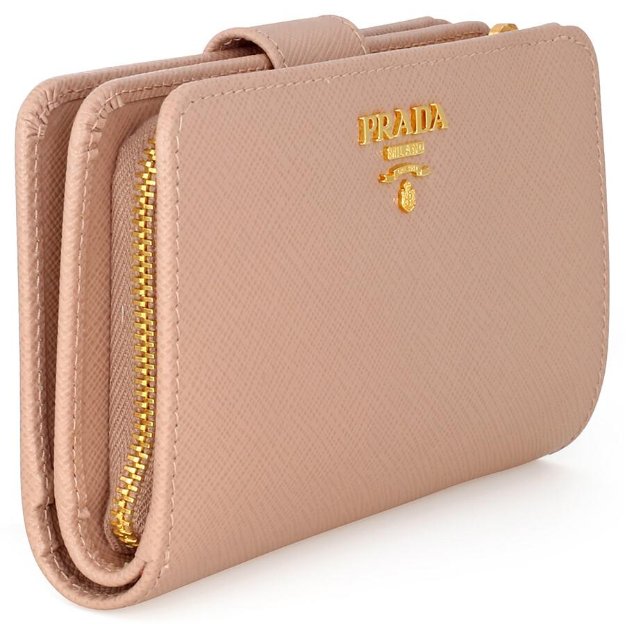 Prada Foldable square wallet w1unTXI