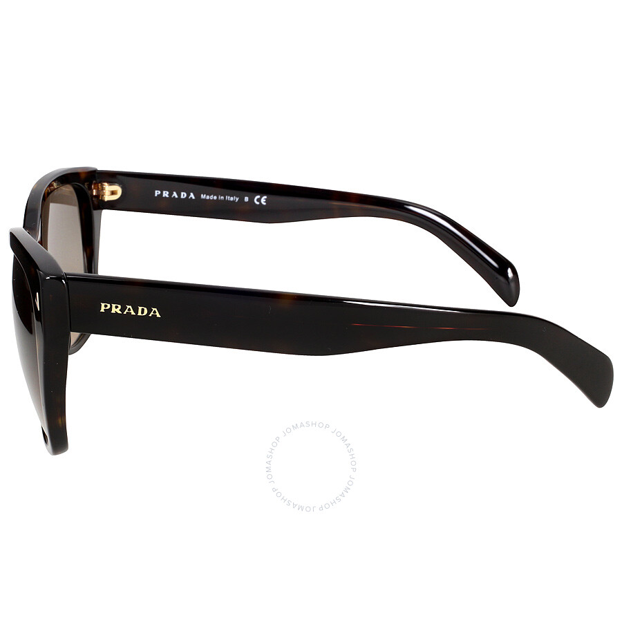 1ed92538978 ... coupon for prada conceptual lettering logo havana light brown sunglasses  pr 09ssf 2au3d0 56 0445a 9eb60