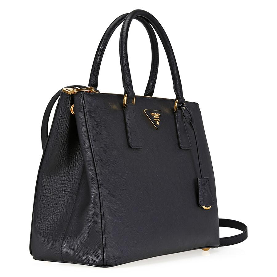 e1db4017c7ae ... sweden prada galleria saffiano leather handbag black 8da26 f24e2