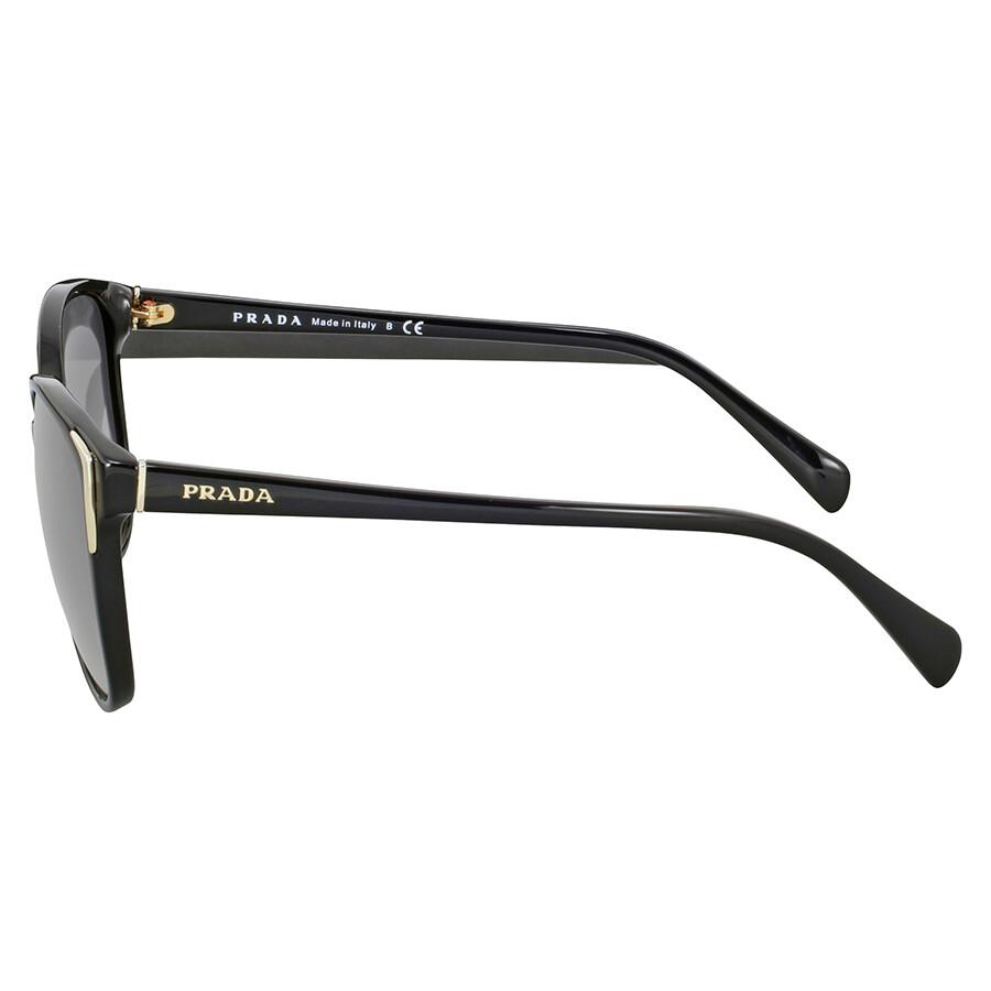 9bde09fa4e2a ... where to buy prada grey gradient cat eye sunglasses d8dcd cde23
