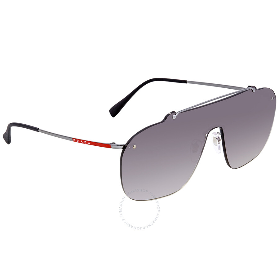6534858a51476 ... hot prada grey gradient sunglasses ps 51ts 5av130 37 88c8c 39fb2