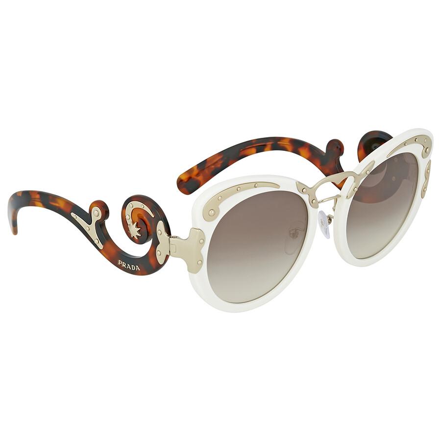 8c830eb2752b7 ... get prada ivory butterfly sunglasses prada ivory butterfly sunglasses  a667d 50736