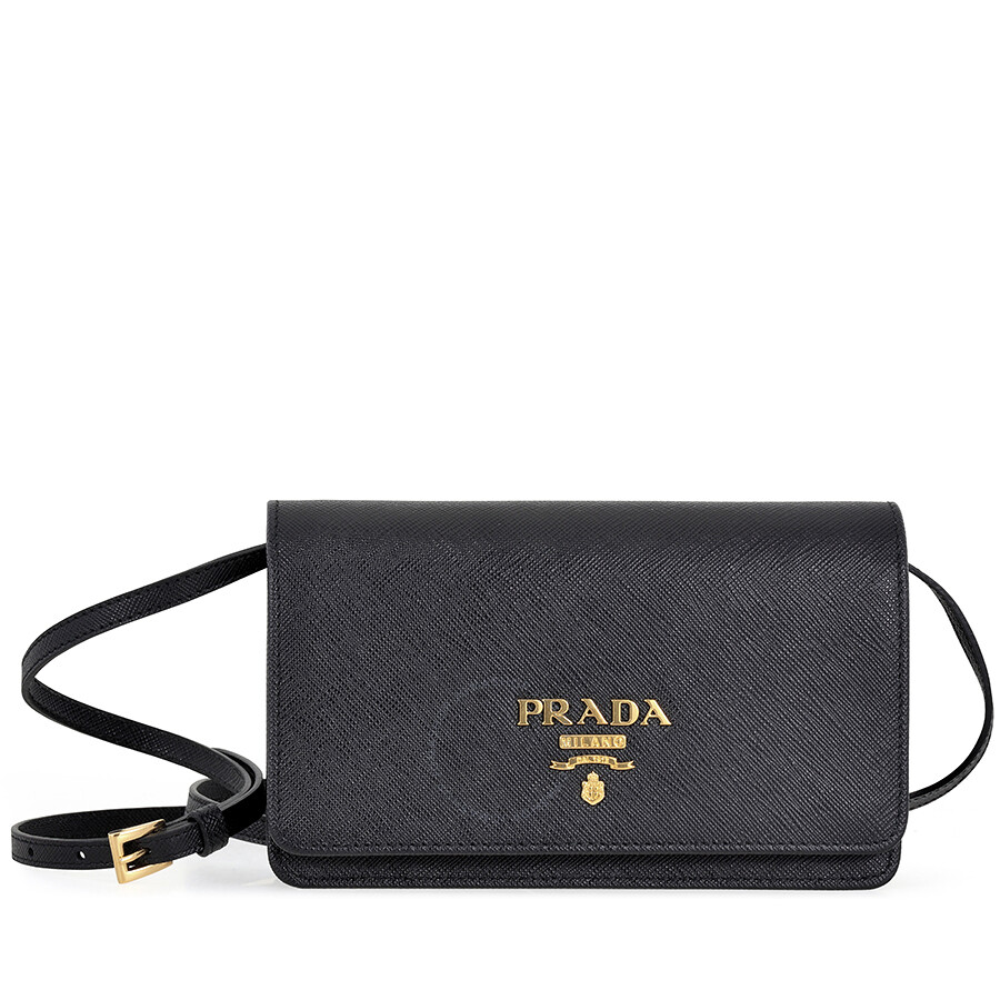 1b7dfa5d5b ... cheap prada lux saffiano leather mini shoulder bag black 8f1ea 6d1e0