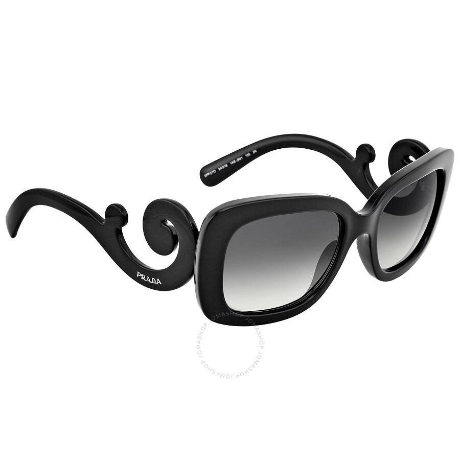 865baf466 ... gradient c0984 b2ab1; shop prada minimal baroque black sunglasses pr  27os 1ab3m1 54 4c190 75c9c