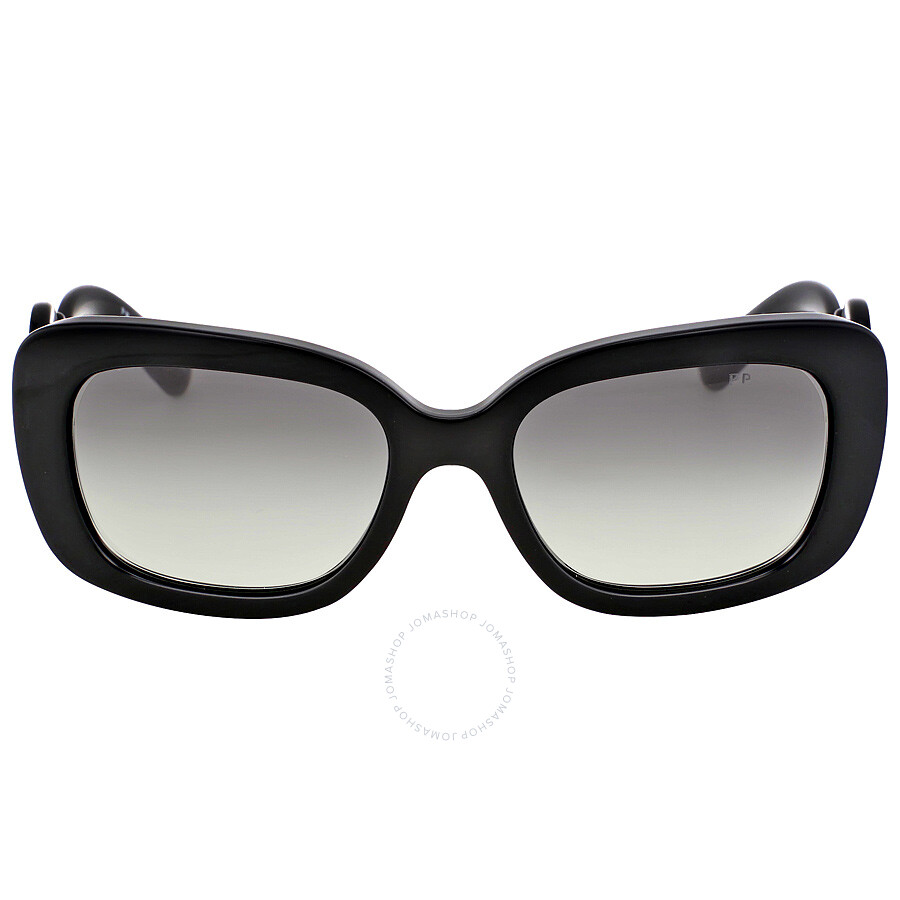 Sunglasses - PR 0PR 27OS 54 1AB3M1 - black - Sunglasses for ladies Prada mRDIU