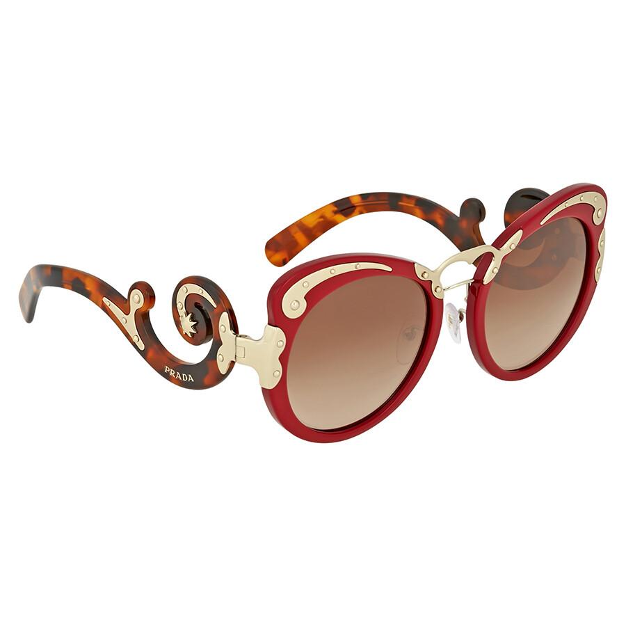 840b3f261842 ... spain prada minimal baroque red sunglasses prada minimal baroque red  sunglasses c948d 7c8ce