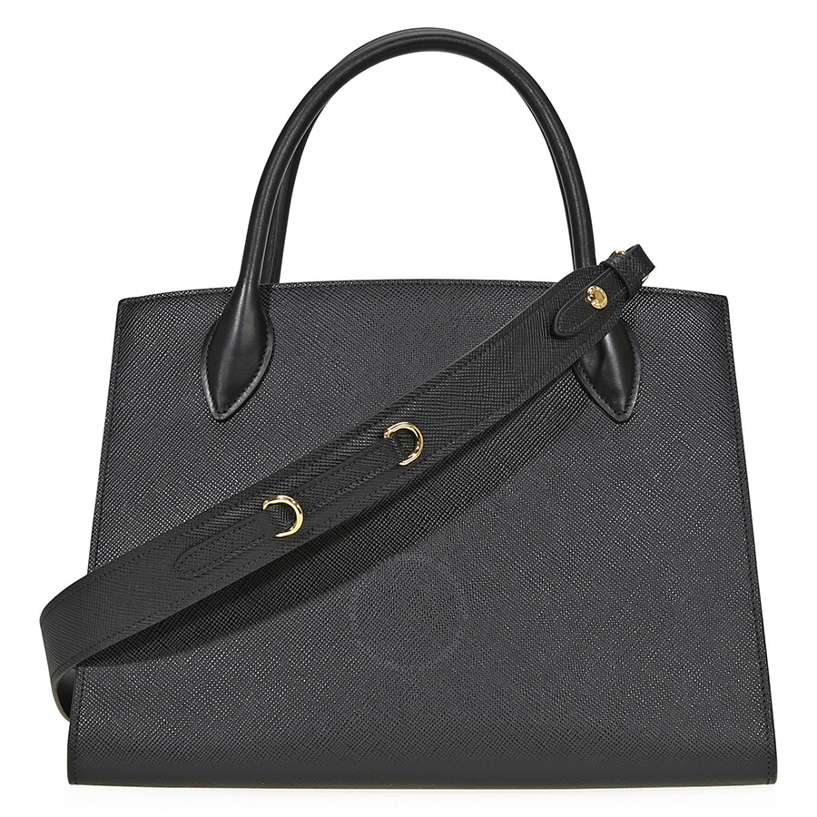 Prada Monochrome Shoulder Bag HAYacL9