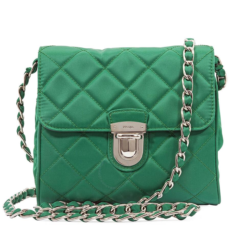 b5a6fcd437b2 Marc Jacobs Recruit Leather Small Crossbody Bag Green Women Bags ...