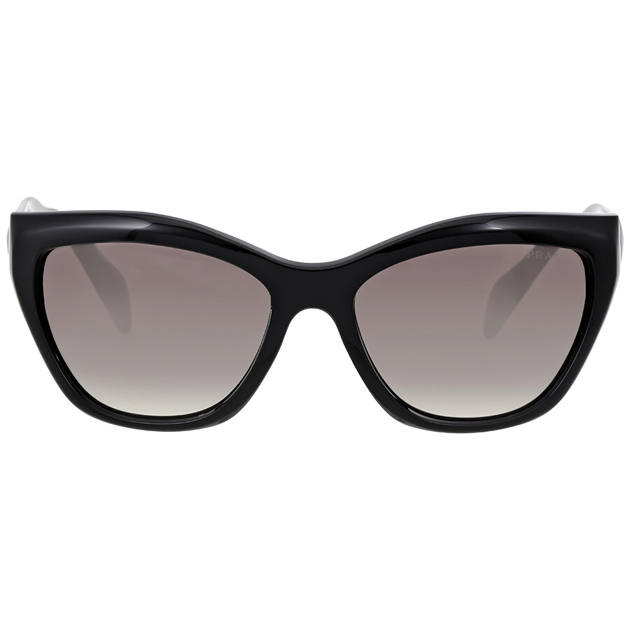 prada prada poeme grey gradient sunglasses