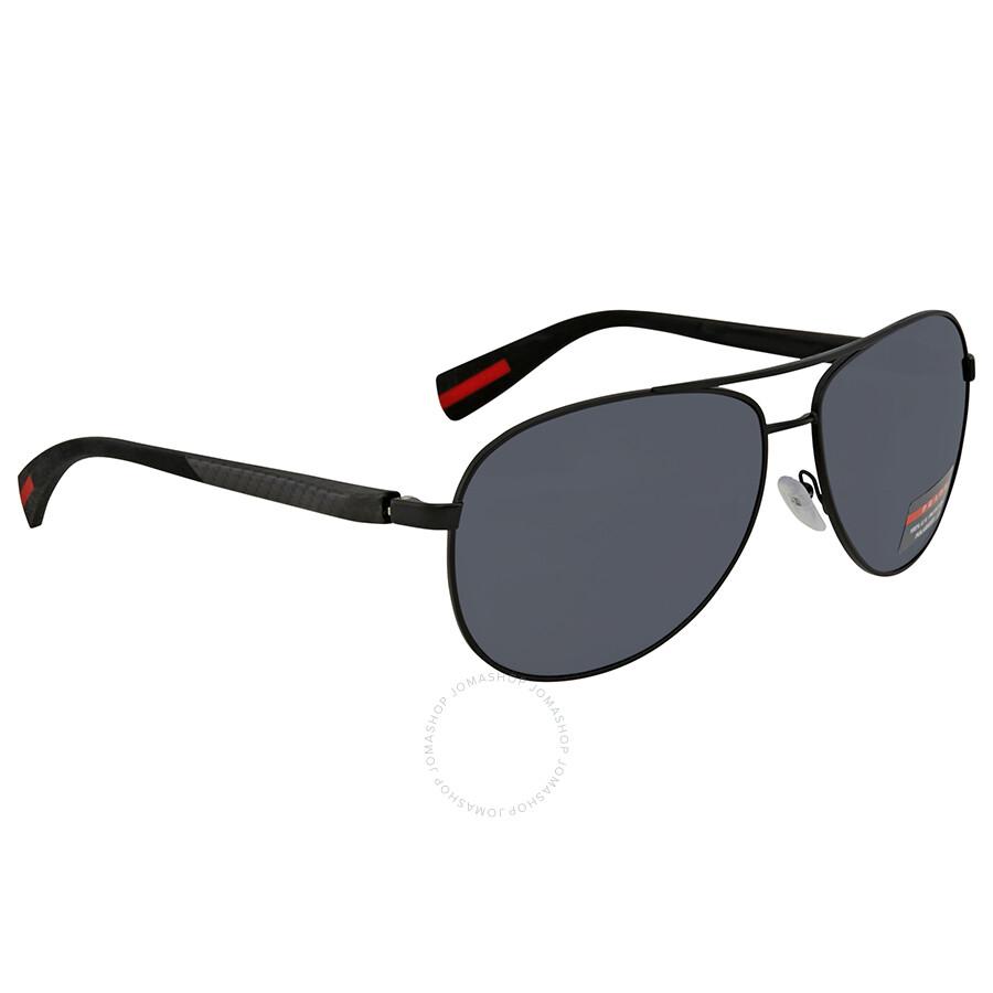 babb1cf0b1 ... sps 51n 1bo 5w1 9df09 c391c  inexpensive prada polarized grey aviator  mens sunglasses ps51os 1bo5z1 62 27274 424f6