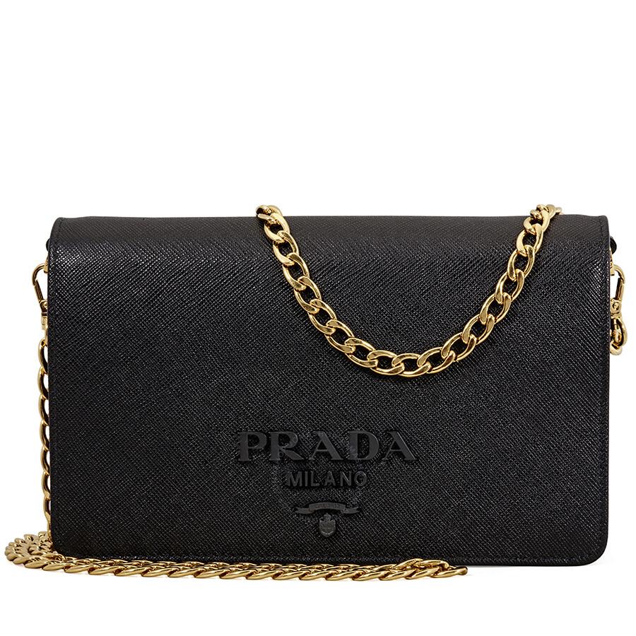 d006e557ceda ... new style prada saffiano leather crossbody bag black 8937d 5e9dd