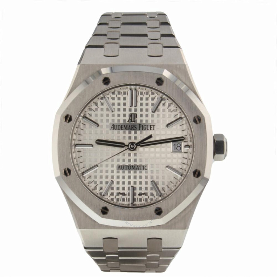 Pre-owned Audemars Piguet Royal Oak Automatic Watch 15450ST.OO.1256ST.01