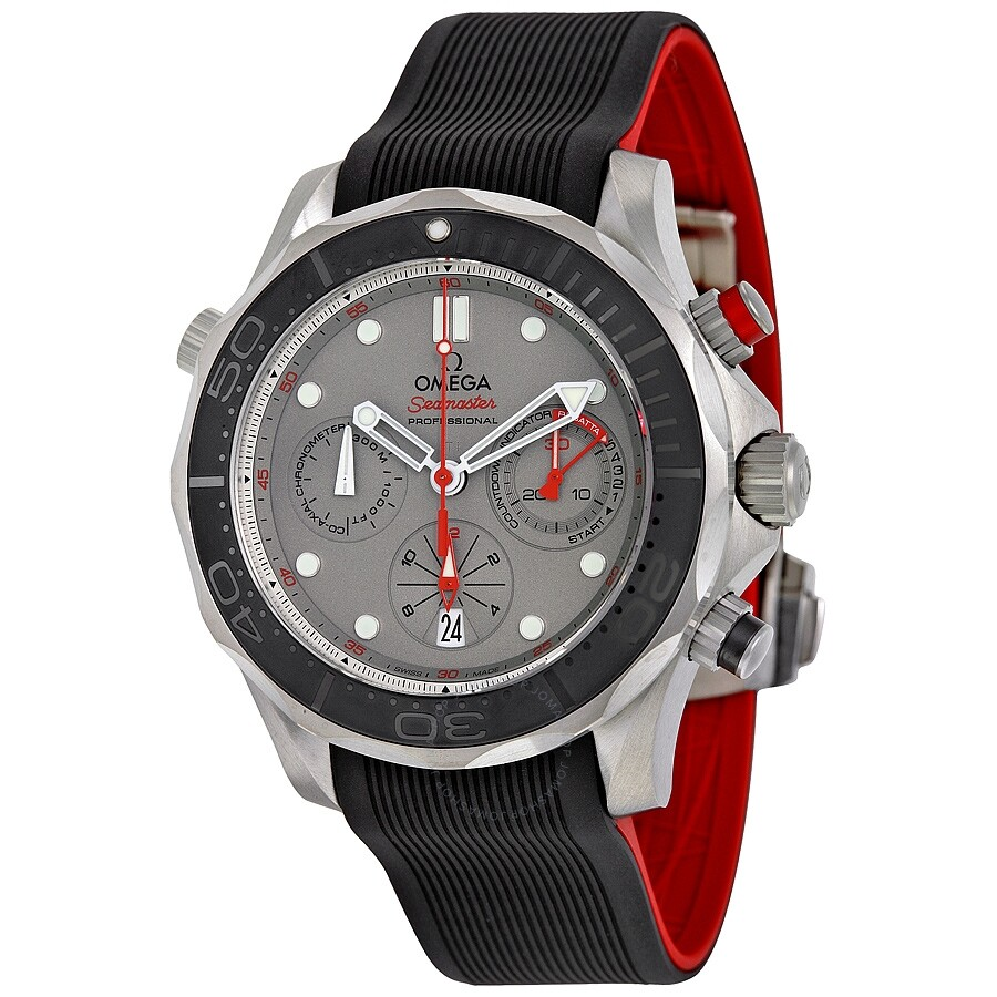 Pre-owned Omega Seamaster Diver 300 Co-Axial Chronograph Automatic Chronomet..