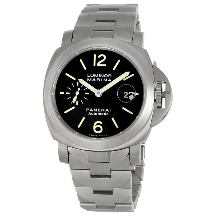 Pre-owned Panerai Luminor Marina Automatic 44 mm Mens Watch PAM00279