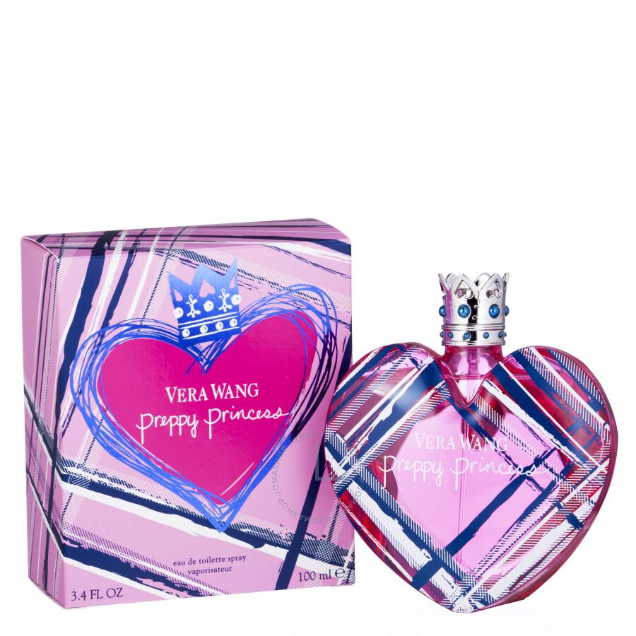 vera wang female preppy princessvera wang edt spray 34 oz w