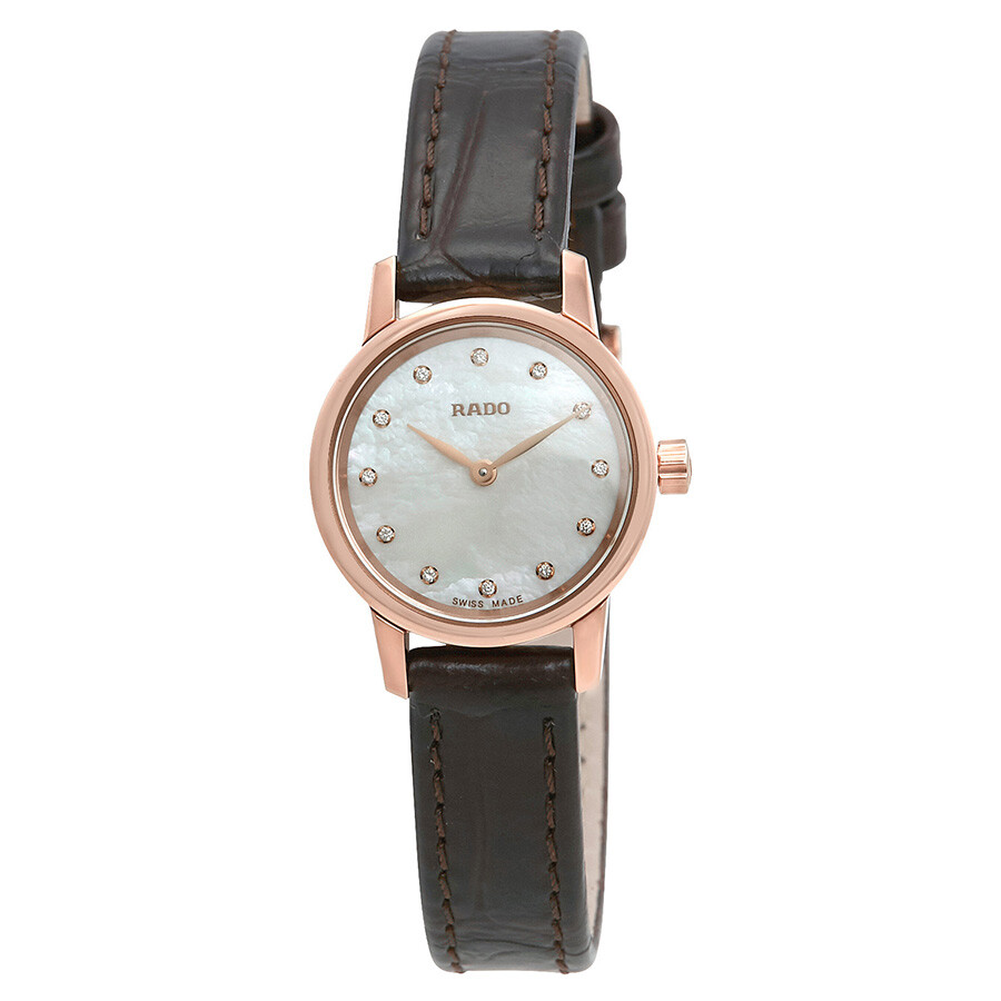 Rado Coupole Classic Mother of Pearl Dial Ladies Watch R22891915