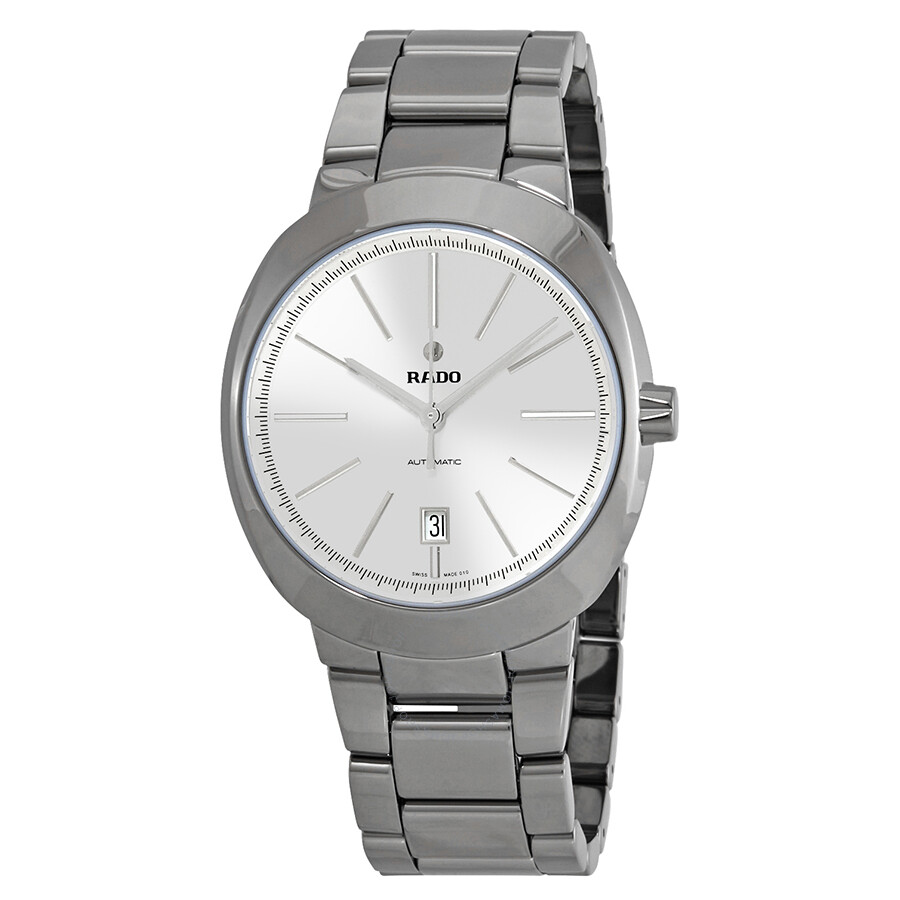 Rado D-Star Automatic Silver Dial Mens Watch R15760102