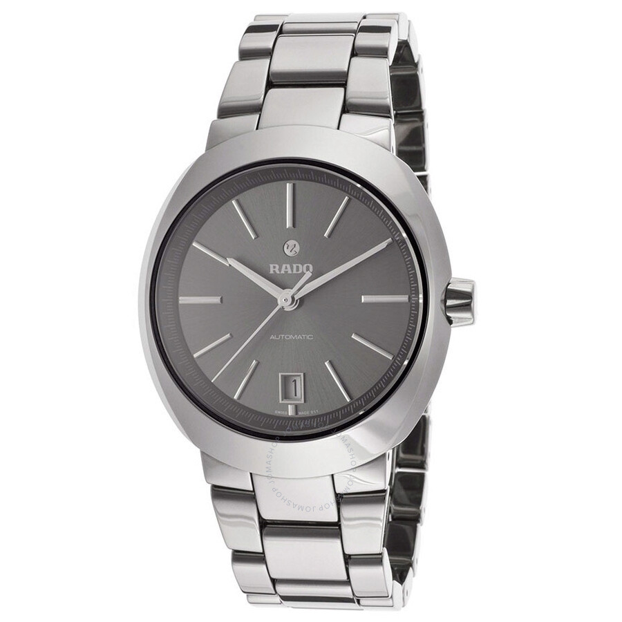 Rado D-Star Automatic Black Dial Mens Watch R15762112