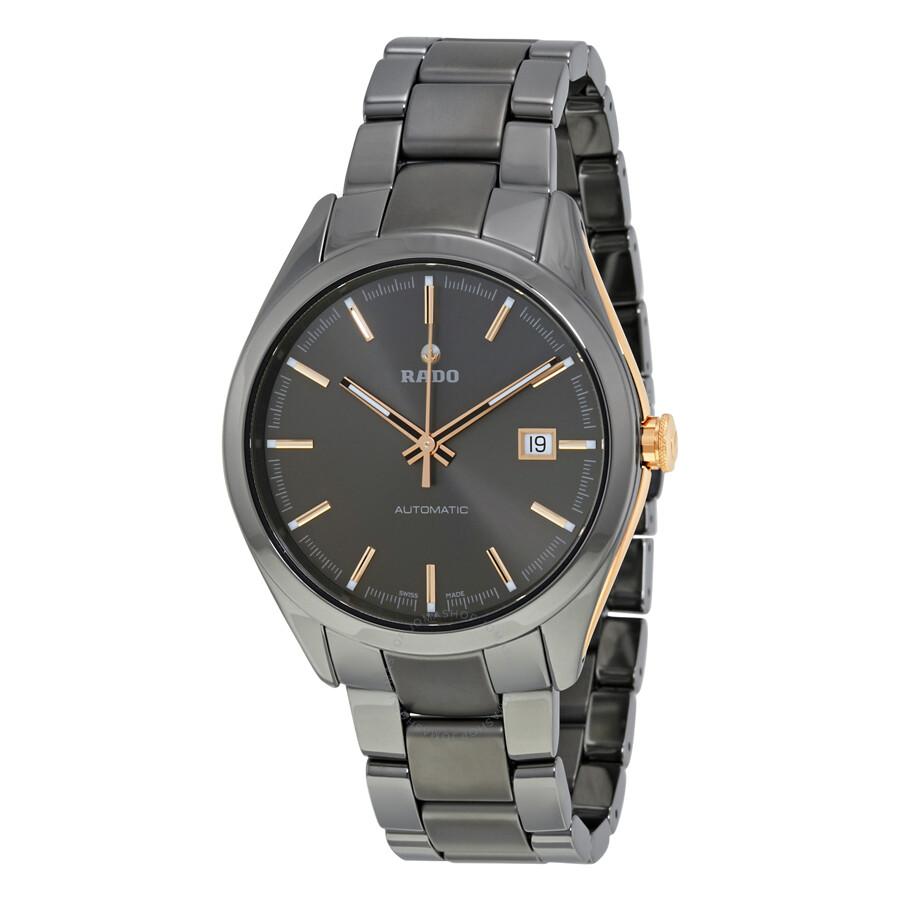 Rado Hyperchrome Grey Dial Automatic Mens Watch R32119102