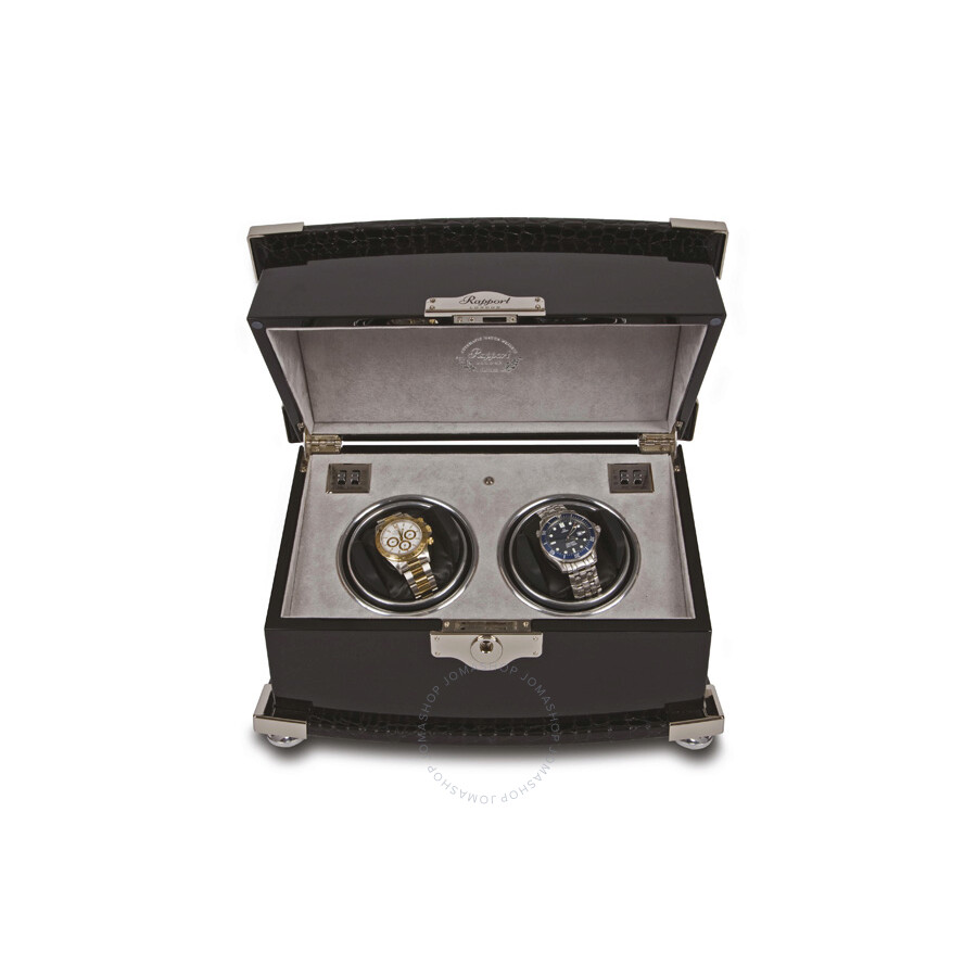 Rapport London Serpentine Duo Watch Winder