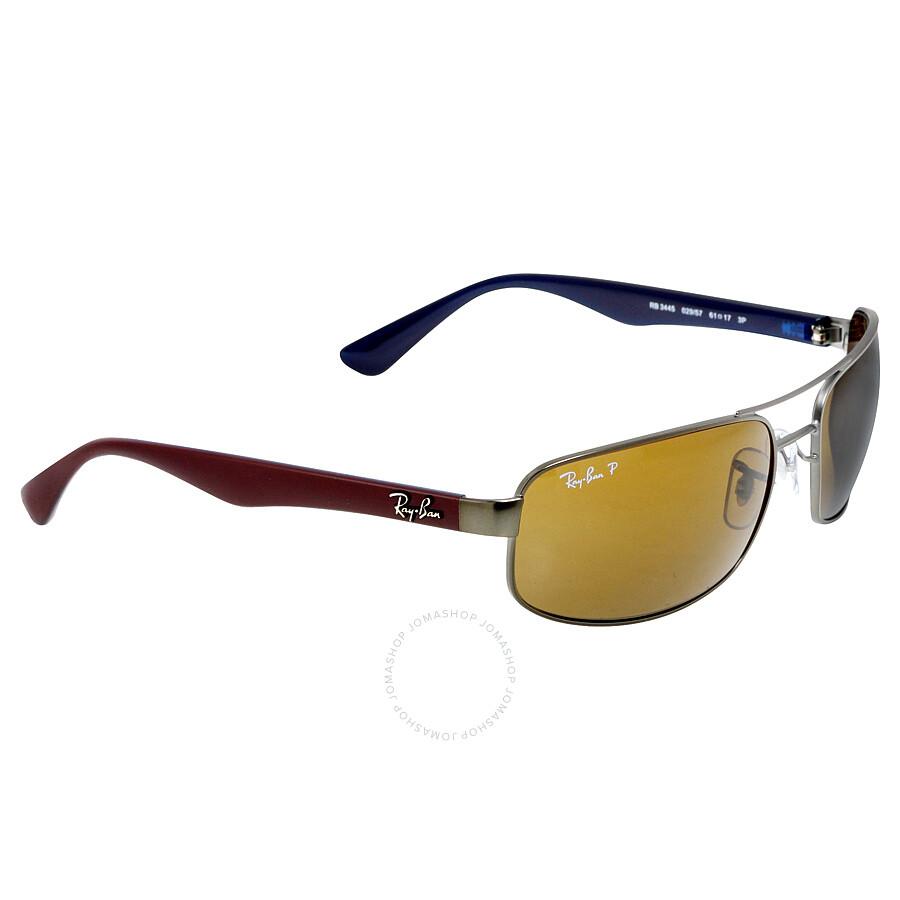 b81e3eb501464 ... shopping ray ban 61 mm sunglasses polarized brown classic b 15 8b828  d0cac