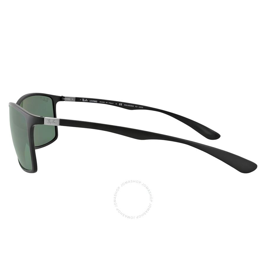 10dd483906 ... czech ray ban 62mm liteforce tech sunglasses black polarized green  classic g 15 43301 434c9