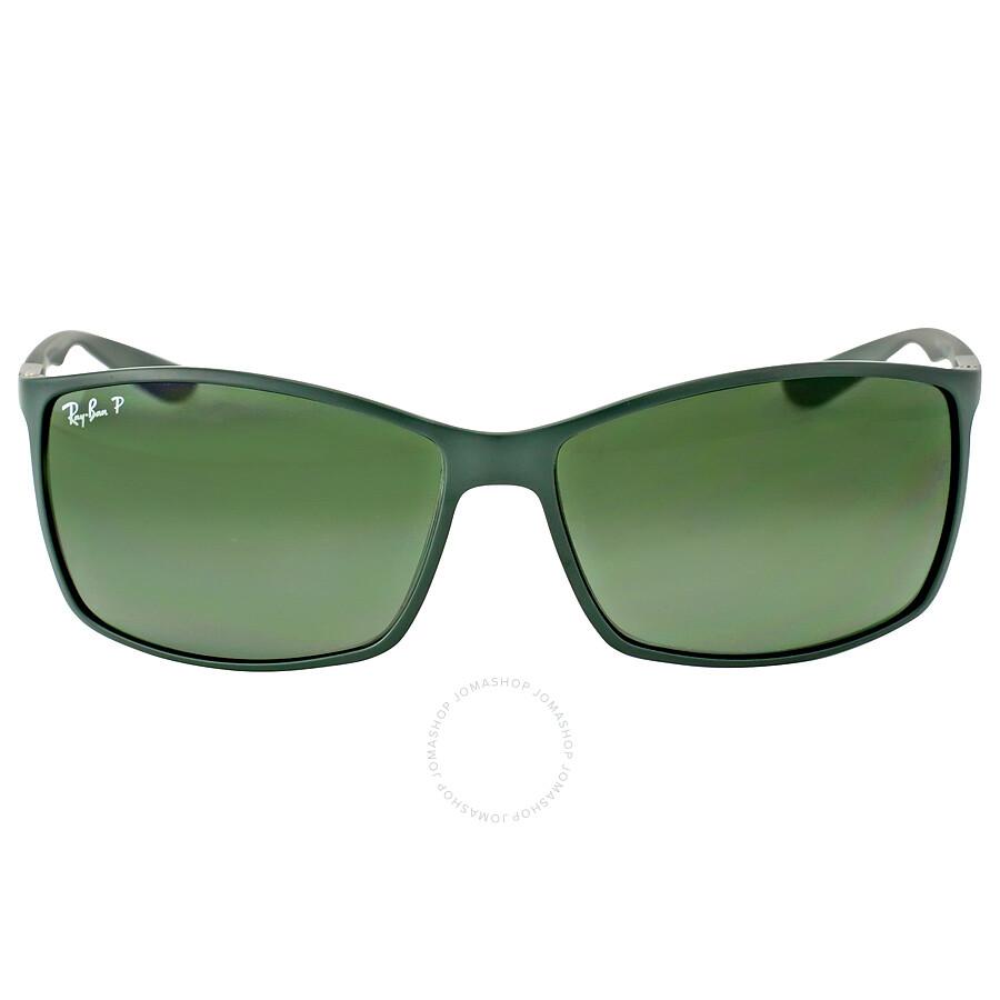 0ca4de7b72 ... get ray ban 62mm liteforce tech sunglasses green polarized green  classic g 15 . c30fe 9531c