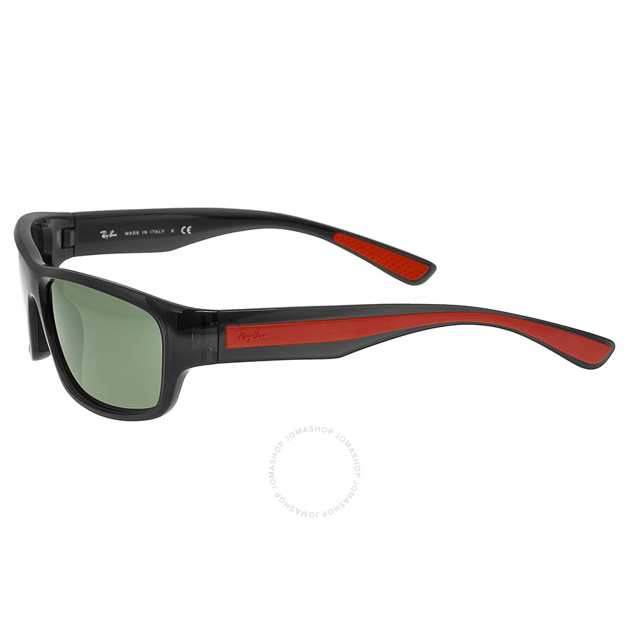 ba1f02c6336 Ray Ban Active Lifestyle 61mm Sunglasses RB4196-61-600640 - Active ...