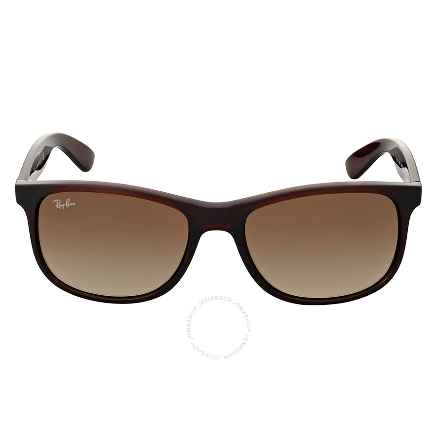 9a9ac1facf1 Ray-Ban Andy Brown Gradient Sunglasses
