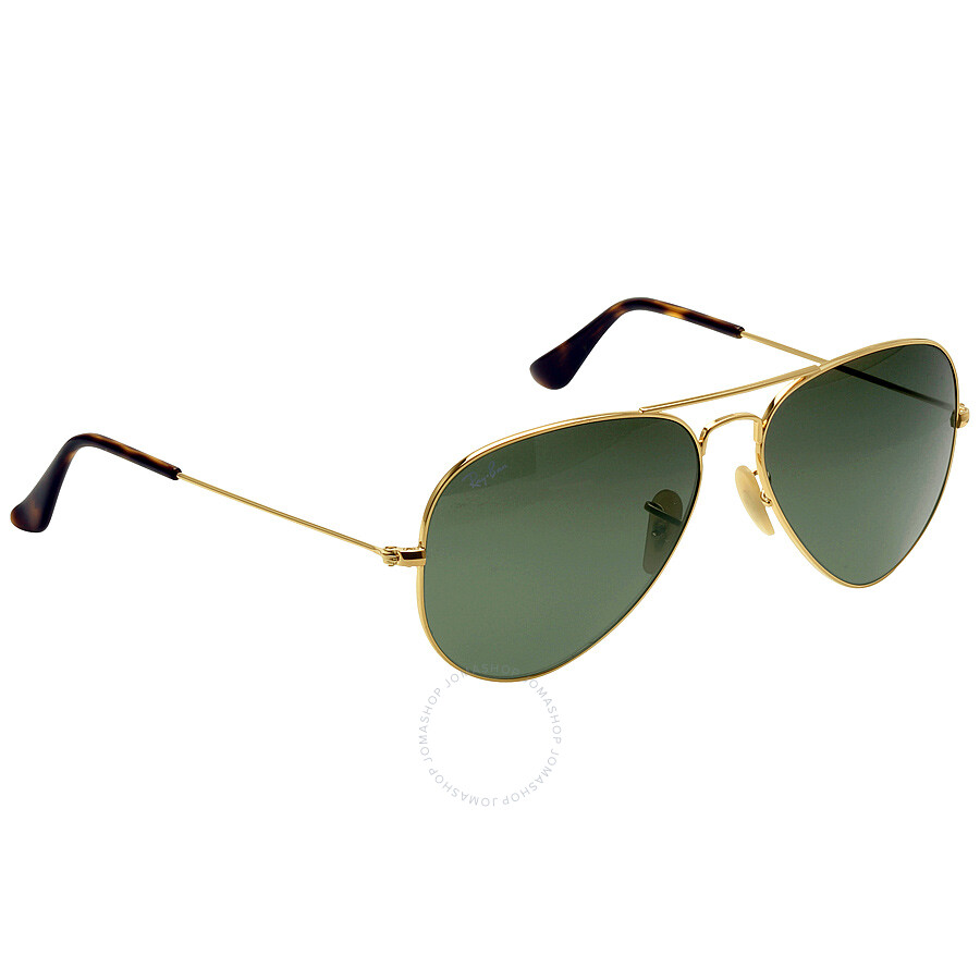 622117fb4a9 ... cheapest ray ban aviator classic green classic g 15 58 mm sunglasses  dcdfd d5fb1