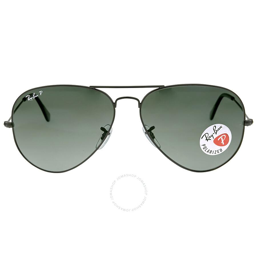 8cb6b0573a4 ... shopping ray ban aviator classic polarized green classic g 15 sunglasses  rb3025 002 58 62 92a68