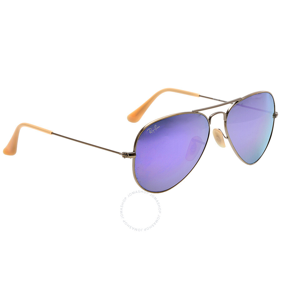 7ff757cd4bb amazon low cost ray ban aviator flash lenses lilac mirror 341a3 770ba 1fb27  8b0e7