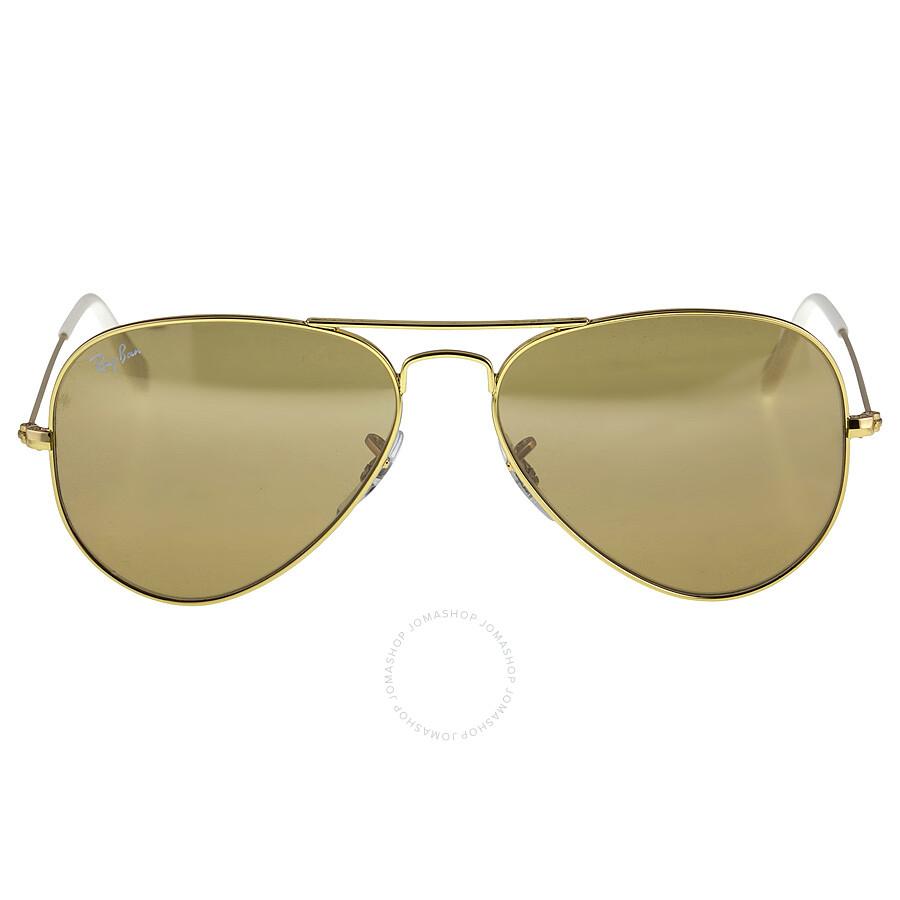 ... best ray ban aviator gradient brown silver mirror 55 mm ladies  sunglasses rb3025 0013k 4d516 7b871 b8aa7fd27e