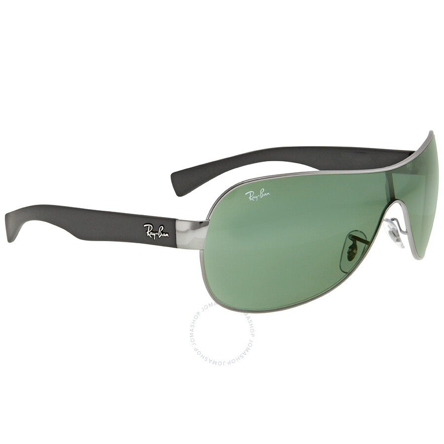 ray ban aviator green sunglasses rb3471 004 71 32. Black Bedroom Furniture Sets. Home Design Ideas