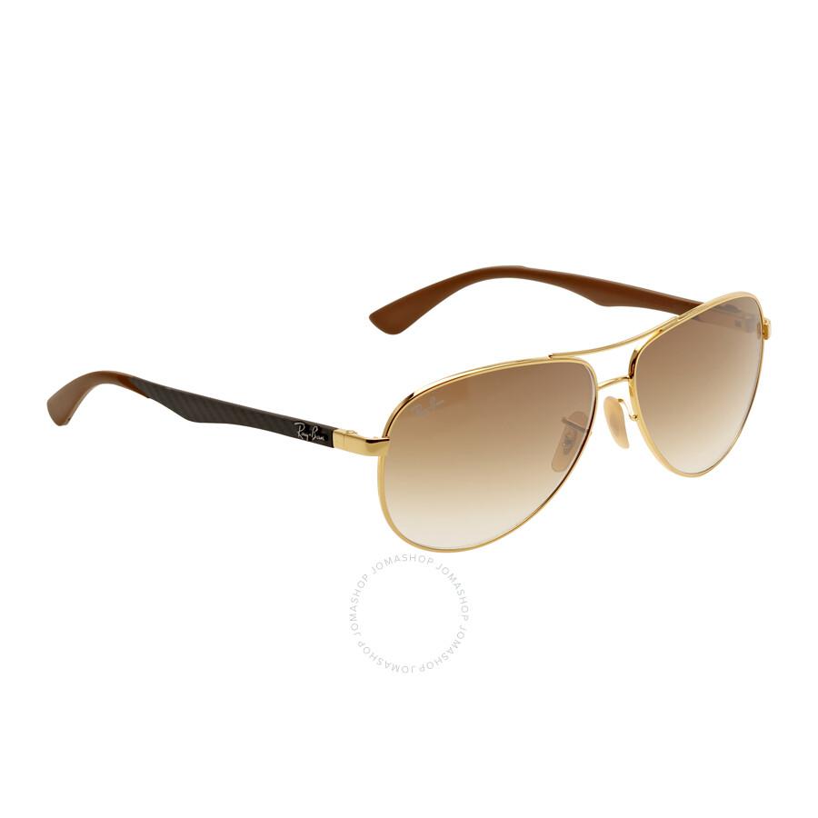b0dadba1cc5 ... discount code for ray ban aviator light brown gradient sunglasses  rb8313 001 51 61 13 d7219