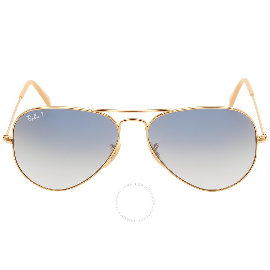 ray ban p aviator sunglasses