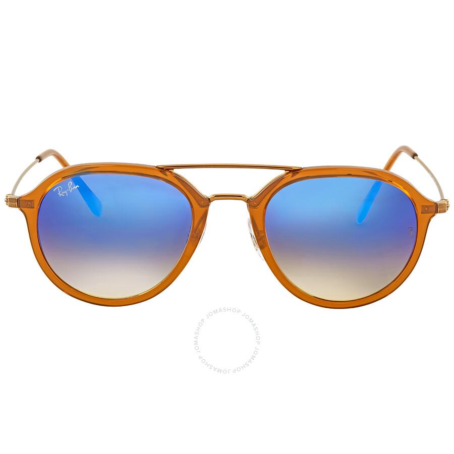 e957d77c1c ... official ray ban blue gradient flash sunglasses rb4253 62388b 50 e3316  bf296 ireland sunglasses ray ban highstreet ...